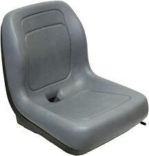 FORD NEW HOLLAND SKID STEER SEAT GRAY FITS LS120, LS125, LS140, LS150,LS160 #QL