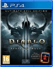 Diablo 3 : Reaper of Souls - PS4 IMPORT neuf sous blister