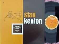 Stan Kenton ORIG US 2LP Creative world of EX QUAD Jazz Live at Brigham Young Uni