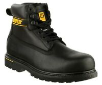 Caterpillar Mens Holton Safety Boot Black