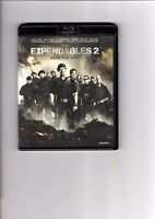 The Expendables 2 - Back for War - Sylvester Stallone / Blu-Ray