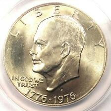 1976-D Eisenhower Ike Dollar $1 Coin (Type 2) - ANACS MS67 - Rare in MS67!