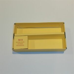 Matchbox Lesney Major Pack 9 a Double Freighter Repro Box Tray & Insert only