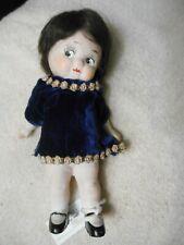 Paper Mache German doll