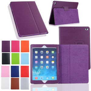 Magnetic Folding Slim Leather Stand Smart Case Cover For iPad mini 1 2 3 4 5 7.9
