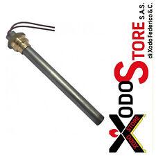 Bougies Allumage Poêle à Granulés 3/8 Gaz 250 W 114 MM Diamètre 12,5 MM