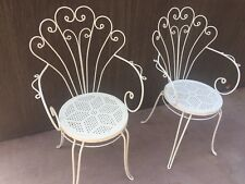 Sedie In Ferro Battuto Usate : Sedie ferro battuto in vendita ebay