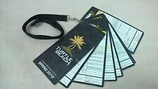 Turtle Beach Product Information Cards of Spring 2012