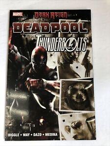 Dark Regin: Deadpool/ Thunderbolts (2009) TPB (NM), Roberto De La Torre