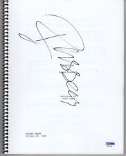 "RUSSELL CROWE SIGNED COMPLETE ""GLADIATOR"" SCRIPT PSA"