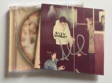 More details for arctic monkeys : humbug original 2009 cd album signed autographed by alex turner