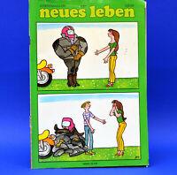DDR Neues Leben 4 1981 Josipa Lisac Rund Prinzip Katrin Lindner Ku-Klux-Klan X