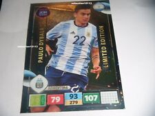 Panini Adrenalyn Road To Russia 2018 - Limited Edition Paulo Dybala - Argentina