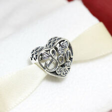 * Authentic Pandora Mother and Son CZ Bond  792109CZ Mom Gift