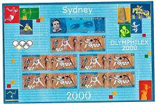 France Bloc Jeux Olympiques de Sydney 2000