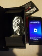 Open Box BlackBerry Z10 - 16Gb - Black (Verizon) Smartphone Gsm Unlocked