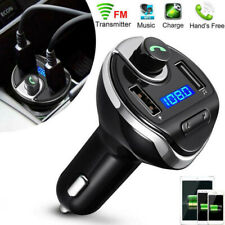 1pc Drahtlose Bluetooth Fm Transmitter MP3 Radio Adapter Fast USB Ladegerät Für