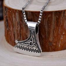 Celtic Perun's Slavic Jewelry Opal Viking Valknut Odin 's Axe Pendant Viking