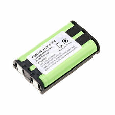 1PC HHR-P104  900mAh 3.6V Home Phone Battery For Panasonic HHRP104