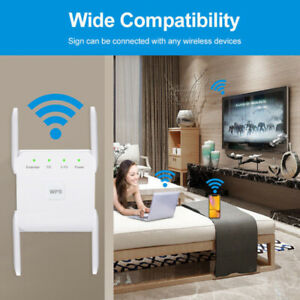 5 Ghz WiFi Repeater Wireless Wifi Extender 1200Mbps Wi-Fi Amplifier  Long Range