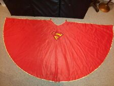 2018 Superman Supergirl Full Size Deluxe Cape,Rubie's Costume Co.,DC,8 1/2 Feet