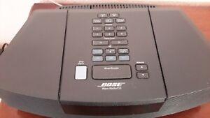 Bose Wave Radio cd Player FM AM Aux AWRC 2G.