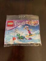 NEW Lego Friends 30402 Snowboard Tricks Snowboarder Stephanie Polybag