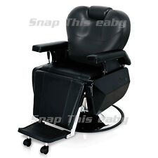 Barber Salon Chair Hairdressing Beauty Tattoo Threading Shaving Barbers Styling