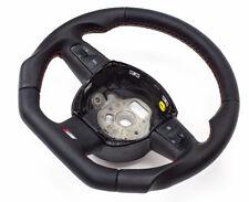 Tuning S-LINE Adintelado Volante Multi Radio. de Cuero Negro Audi A4 8E 8K