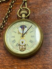 Sohend Rare Good working order Antique Pocket Watch New York &