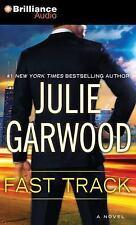 Fast Track by Julie Garwood (2016, CD, Abridged)