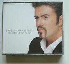 GEORGE MICHAEL - Ladies & Gentlemen - The best of George Michael - DCD
