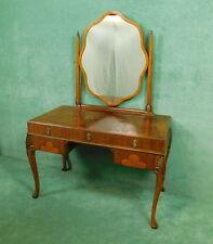 Walnut 20th Century Antique Dressing Tables