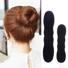 2 Stk Haarschmuck Haarknoten Dutt Donut Knotenkissen Duttkissen Haar Styling