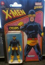 """Marvel Legends Retro - Cyclops The Uncanny X-MEN 3.75"""" Action Figure"""