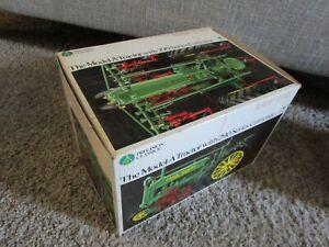 John Deere Farm Toy Rare NIB Precision Classics Sealed A Tractor 290 Cultivator