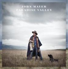 John Mayer-Paradise Valley  CD NEW