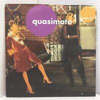 QUASIMOTO: Hittin Hooks / Microphone Mathematics Remix 45 Rap/Hip-Hop