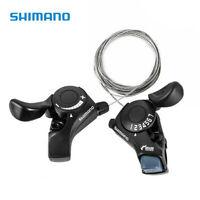 Shimano SL-TX30 3/6/7/18/21 Speed MTB Bike Mountain Bicycle Thumb Gear Shift Set