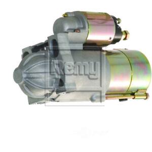 Starter Motor-New Remy 96222