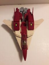 VINTAGE GAKKEN LEGIOSS ROBOTECH MOSPEADA RED ALPHA FIGHTER