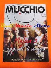 Rivista MUCCHIO SELVAGGIO 406/2000 Mojave 3 Macaco XTC Snapcase Ominostanco Nocd