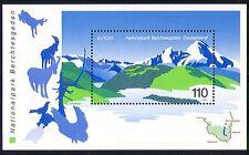 Germany 1999 Europa/Park/Birds/Mountains 1v m/s n29513