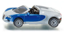 Siku Super 1353 Volkswagen Bugatti Veyron Mid-engined Grand Sports Car Model