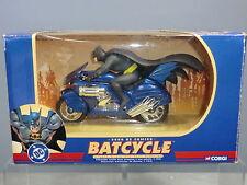 CORGI TOYS MODEL No.77404               'BATMAN'   BATCYCLE                  MIB