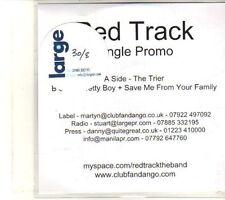 (DT314) Red Track, The Trier / Pretty Boy - DJ CD