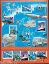Bloc n° 47 Siècle au fil du timbre 2002  NEUF ** - LUXE