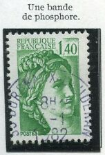 STAMP / TIMBRE FRANCE OBLITERE TYPE SABINE N° 2154 / Photo non contractuelle
