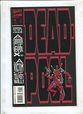 "DEADPOOL #1 - ""THE CIRCLE CHASE!"" - (7.5) 1993"