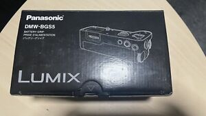 PANASONIC LUMIX Accessory BATTERY GRIP FOR S5 DMW-BGS5 *MINT CONDITION* - BOXED